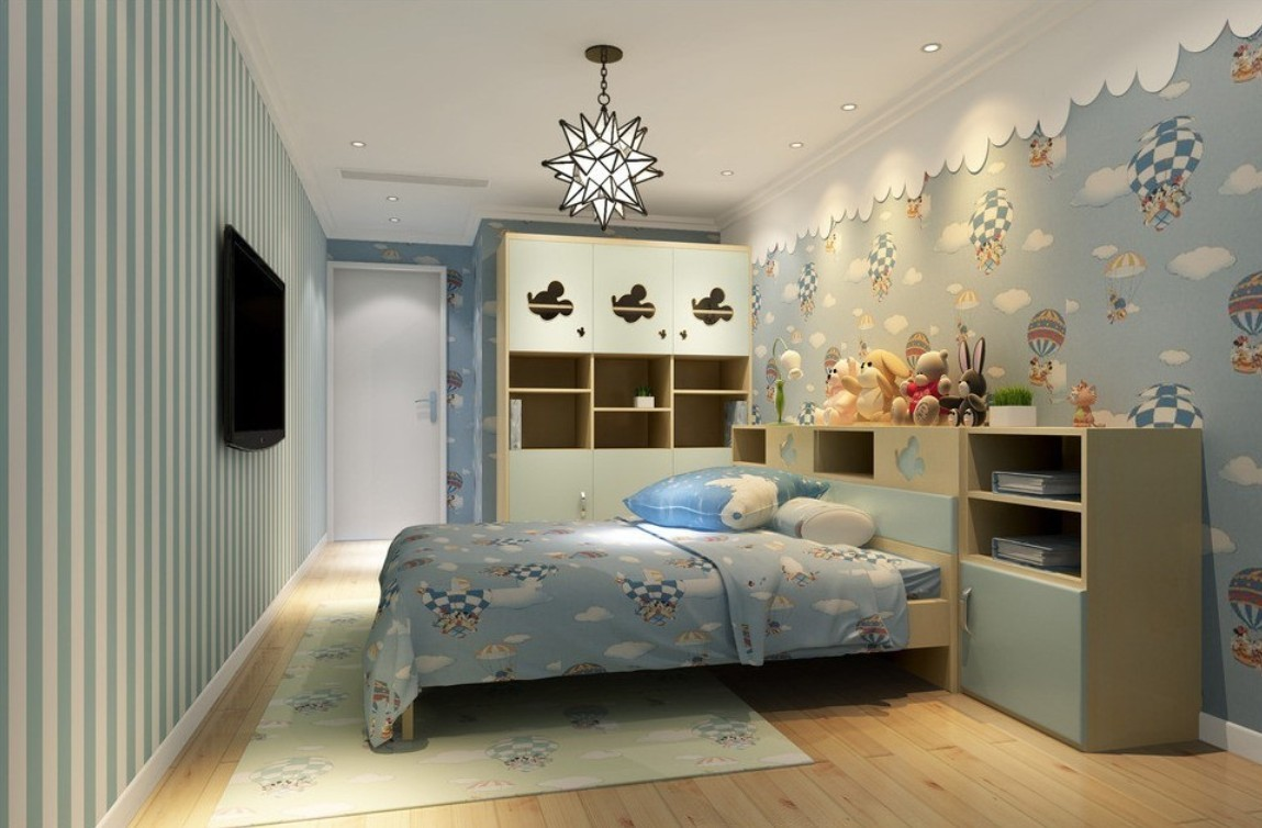 Kids Room Interior Decorator in Pitampura North Delhi and Delhi